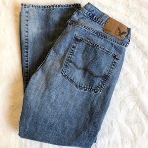 American Eagle Mens Jeans Bundle 36x30